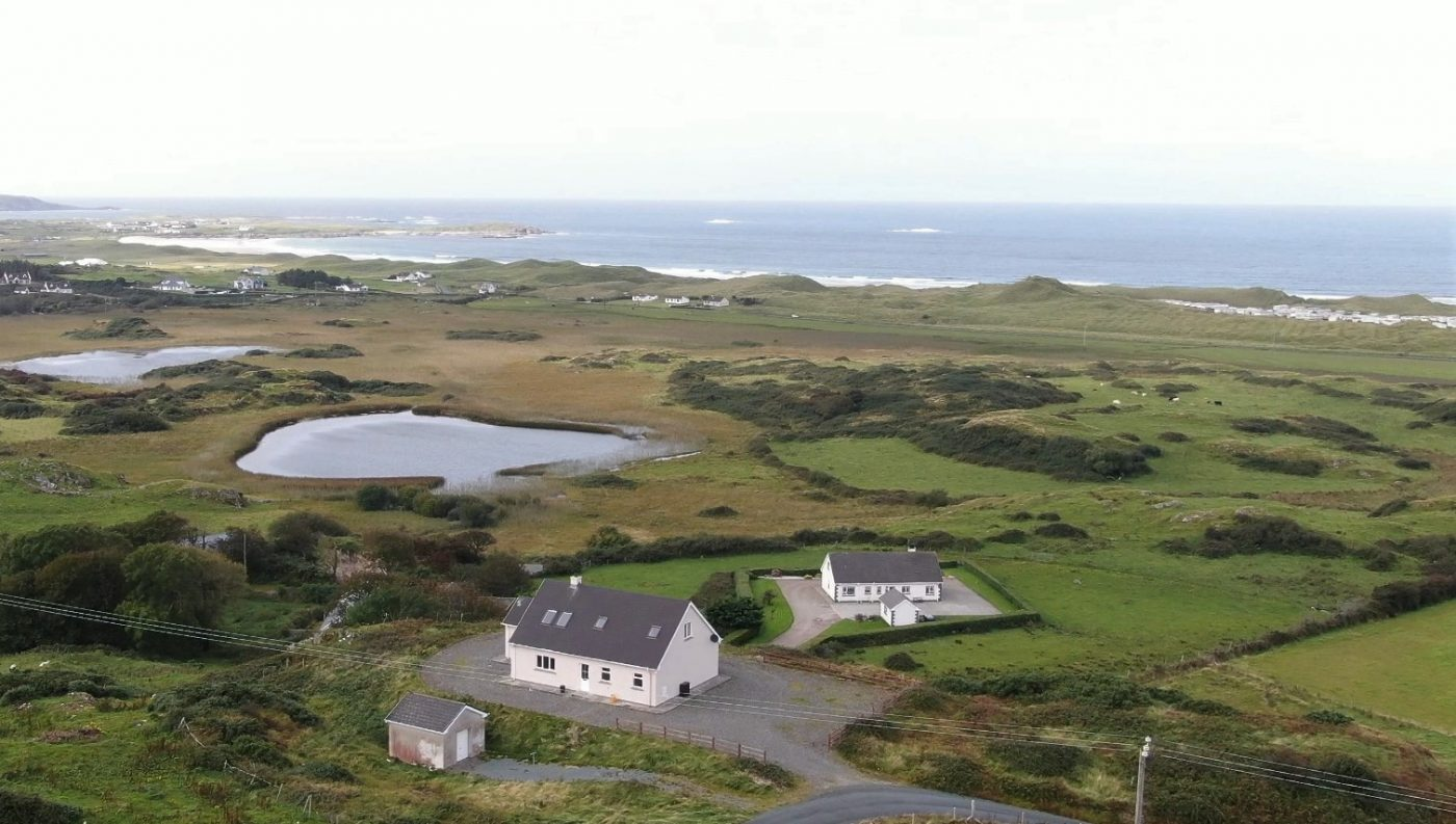 House Toome, Fanad