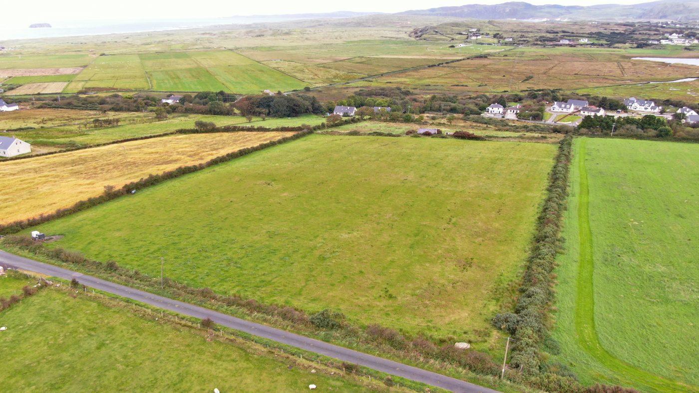 Tornabrattley, Ballyliffin Site For Sale